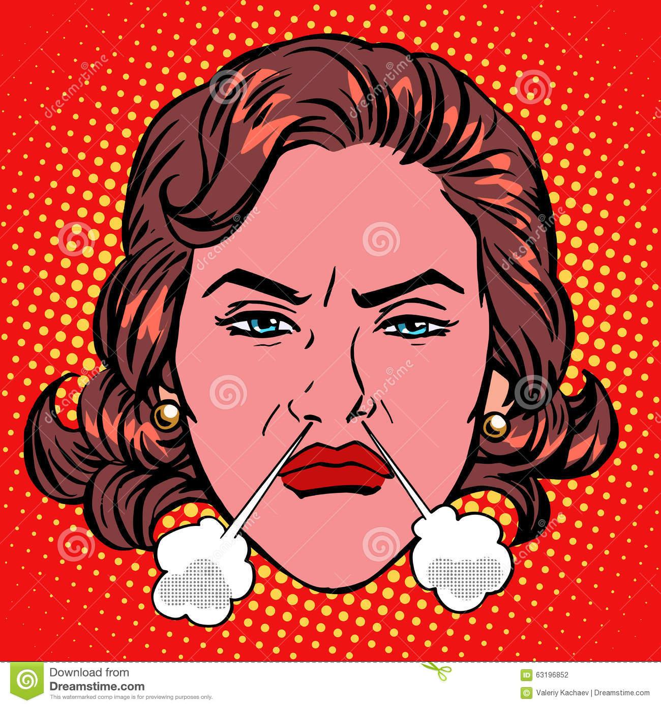 retro-emoji-rage-anger-boiling-woman-face-pop-art-style-63196852