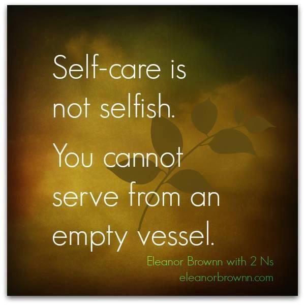 blog self care