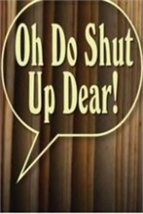 blog shut up dear pic